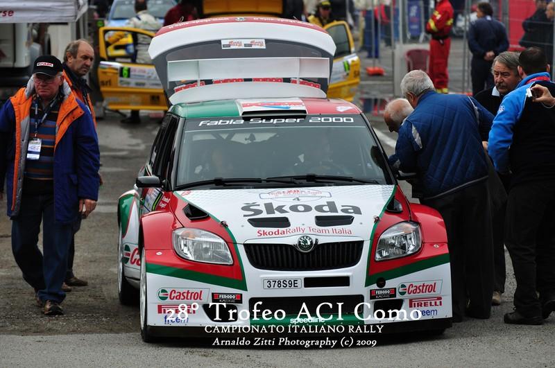 Trofeo ACI Como 2009