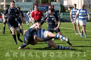 Rugby Serie B - Stagione 2012 - 2013