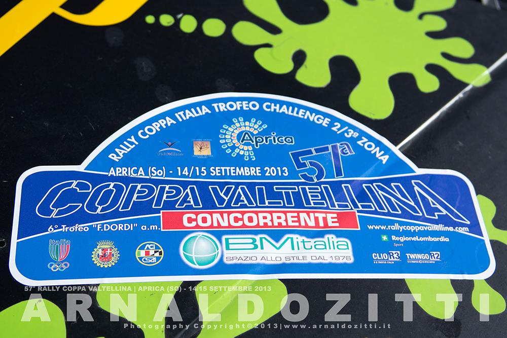 Challenge Rallies Naz. Zona 2 e 3 coeff. 1,5