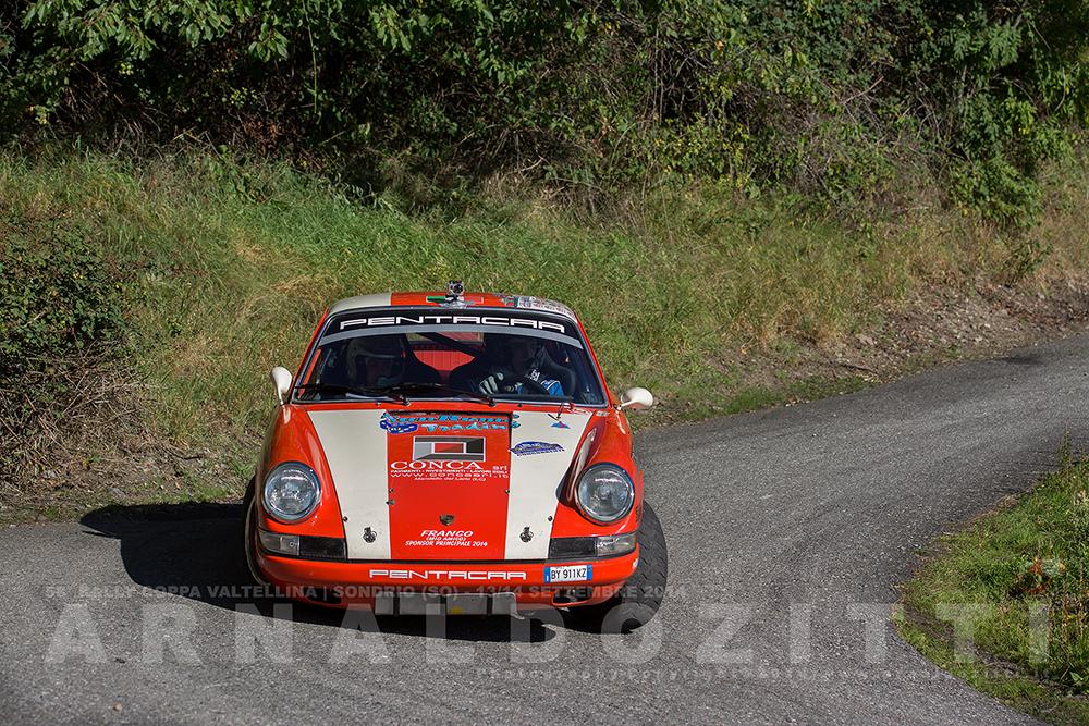 58° Coppa Valtellina - Trofeo Rally Nazionale 2° Zona