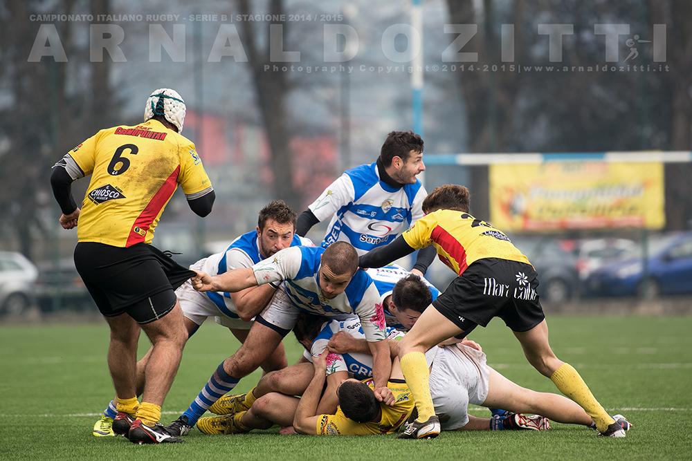 Campionato Italiano Rugby 2014 - Serie B (girone A)