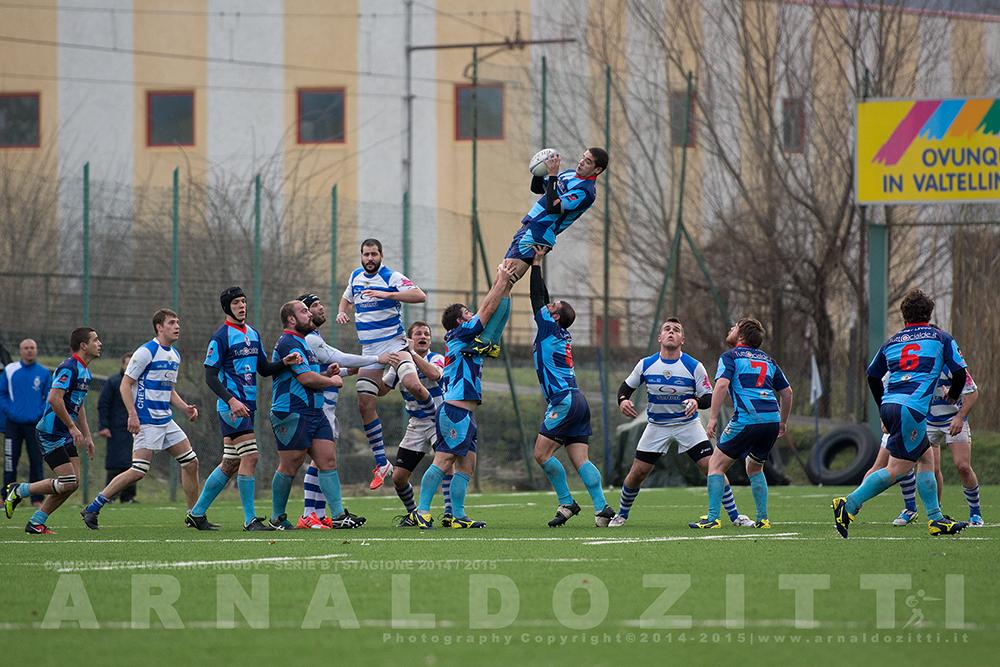 Campionato Italiano Rugby 2014/2015 - Serie B (girone A)