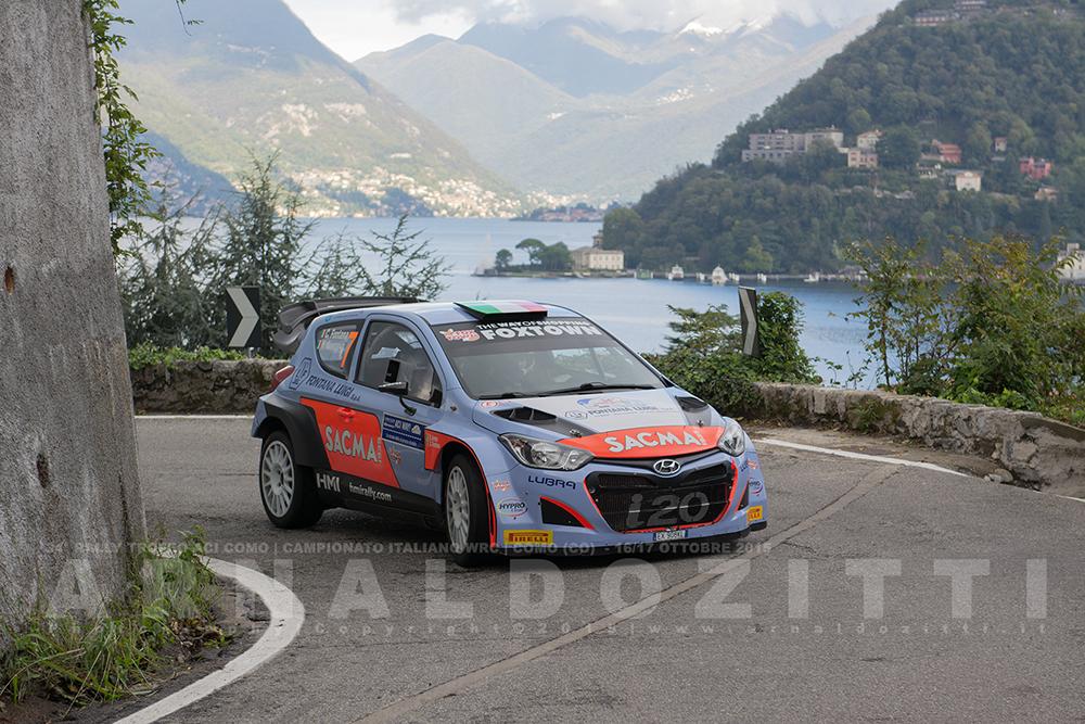 34° Rally Trofeo ACI Como
