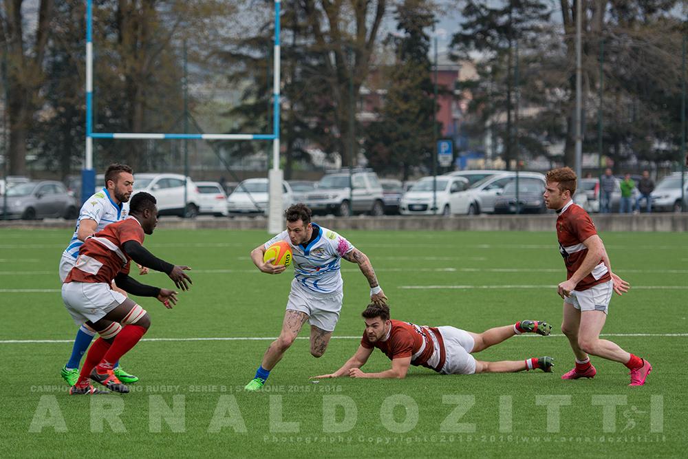 Campionato Italiano Rugby 2015/2016 - Serie B (girone A)