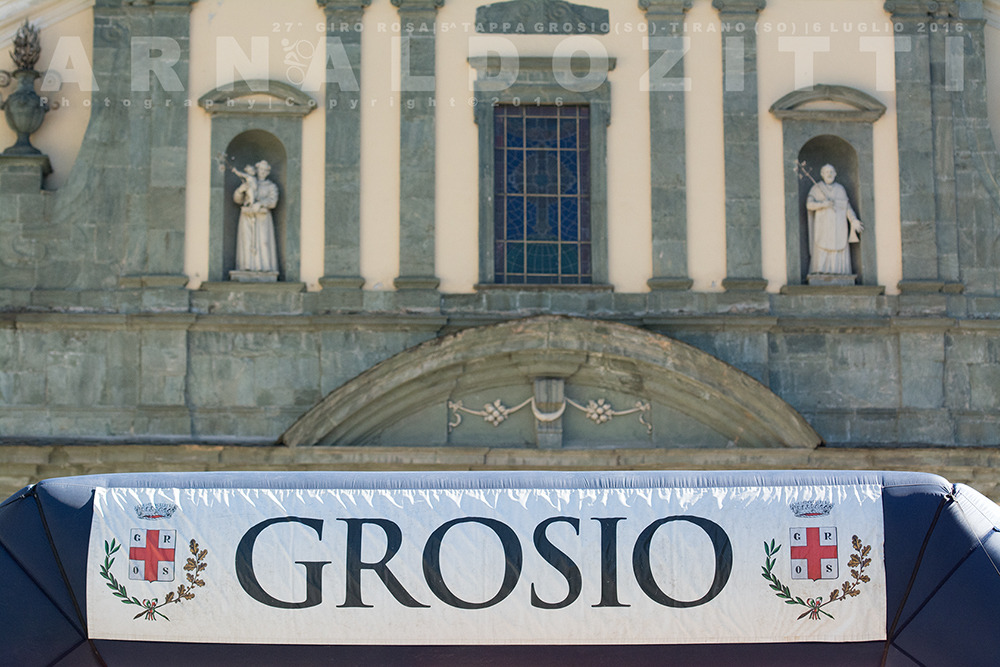5^ Tappa Grosio (SO) - Tirano (SO)