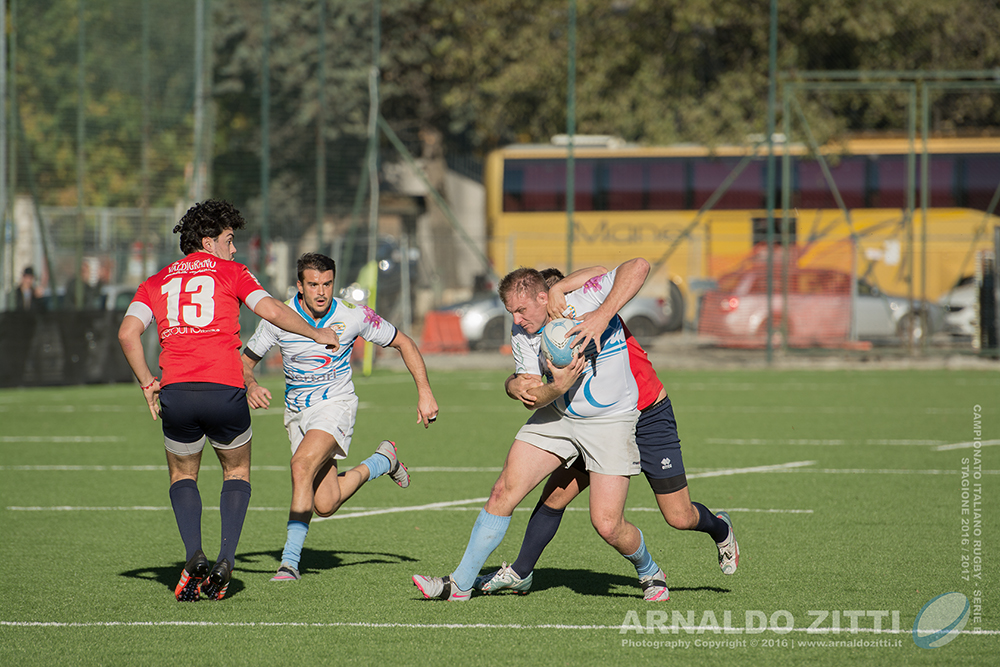 Campionato Italiano Rugby 2016/2017 - Serie B (girone 1)