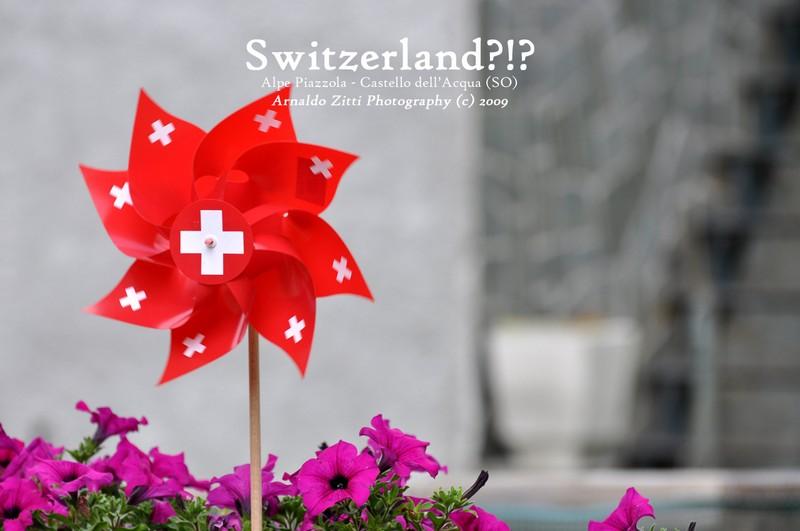 Switzerland?!? No! Piazzola!