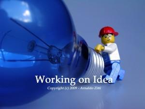 Lavorando su un'Idea