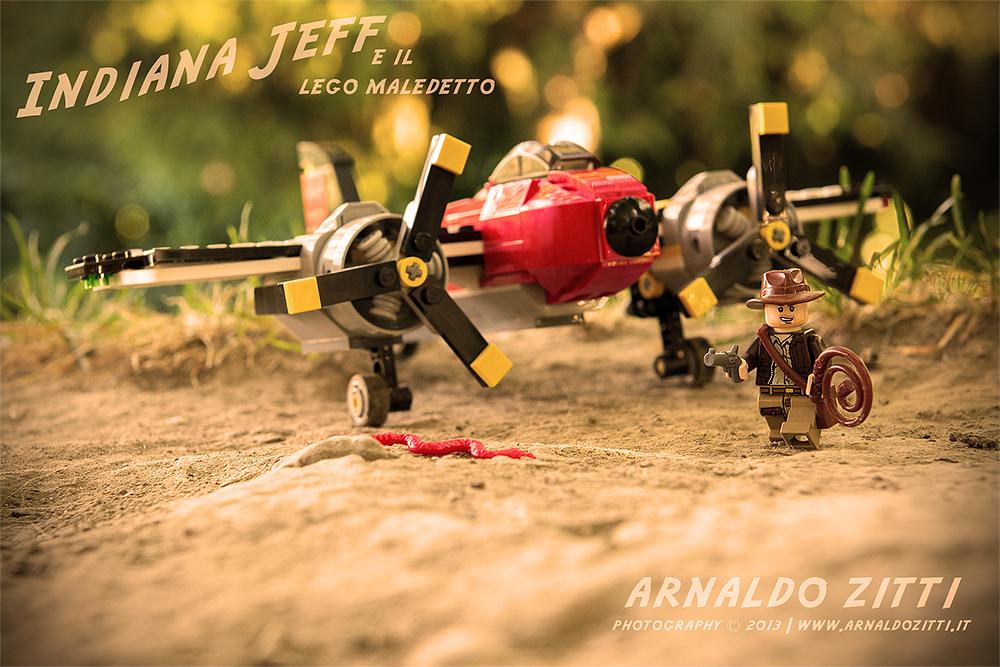 Indiana Jeff e il lego maledetto