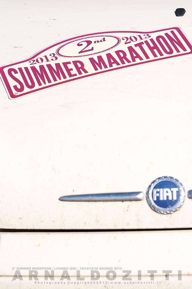 2° Summer Marathon - 2013