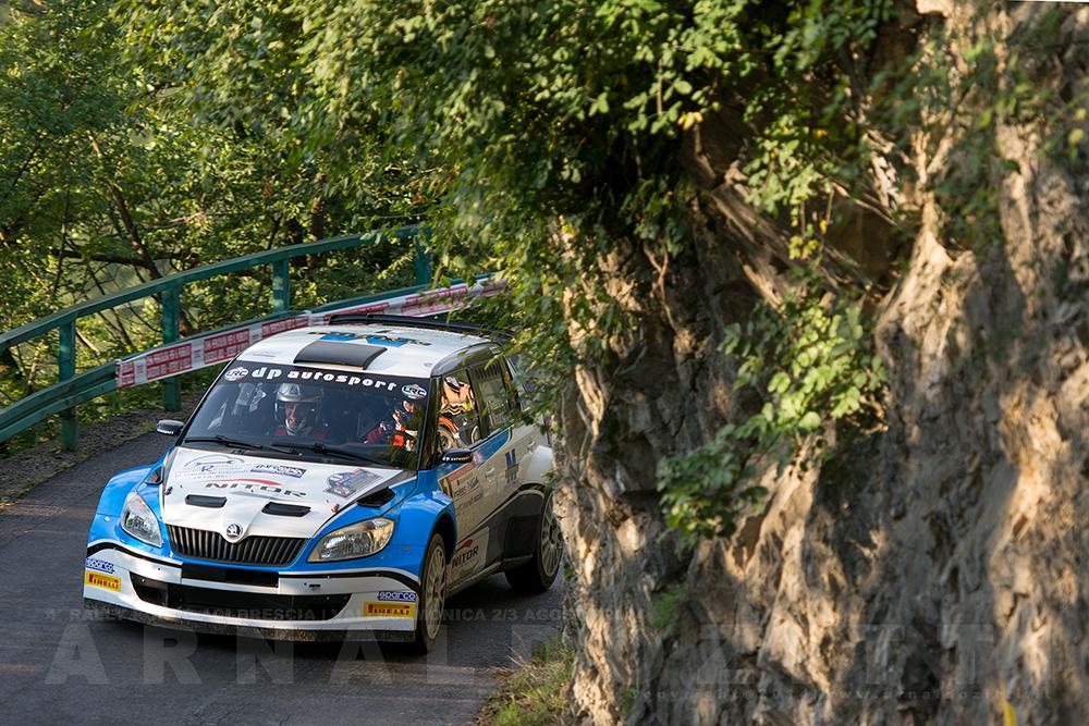 4° Rally Ronde ACI Brescia - Memorial Gian Mario Mazzoli