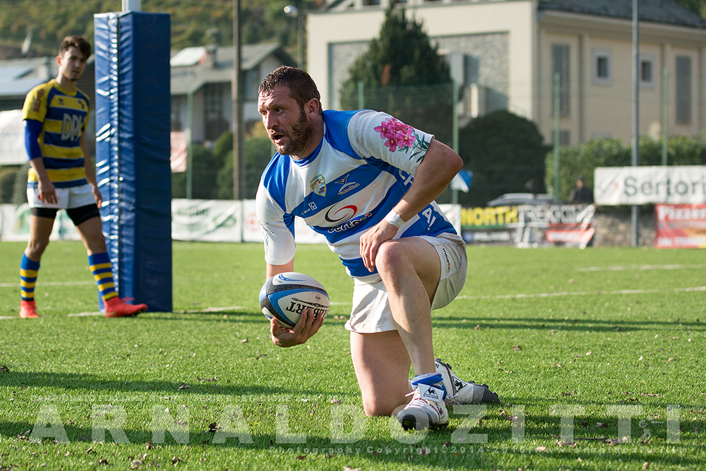 Campionato Italiano Rugby - Serie B (girone A)