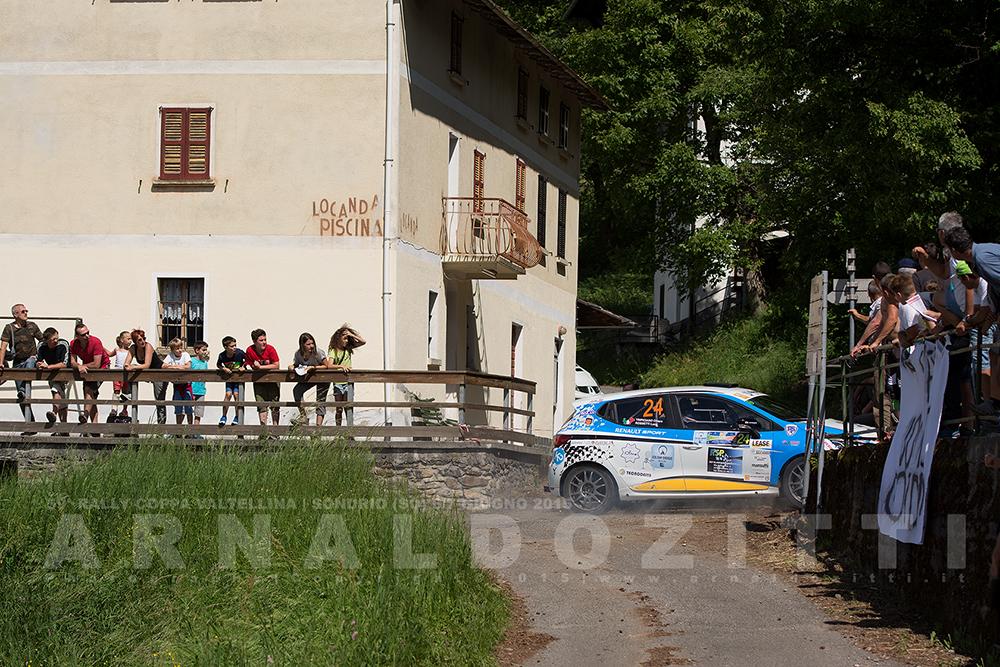 59° Rally Coppa Valtellina - 2° Trofeo Colsam Energie