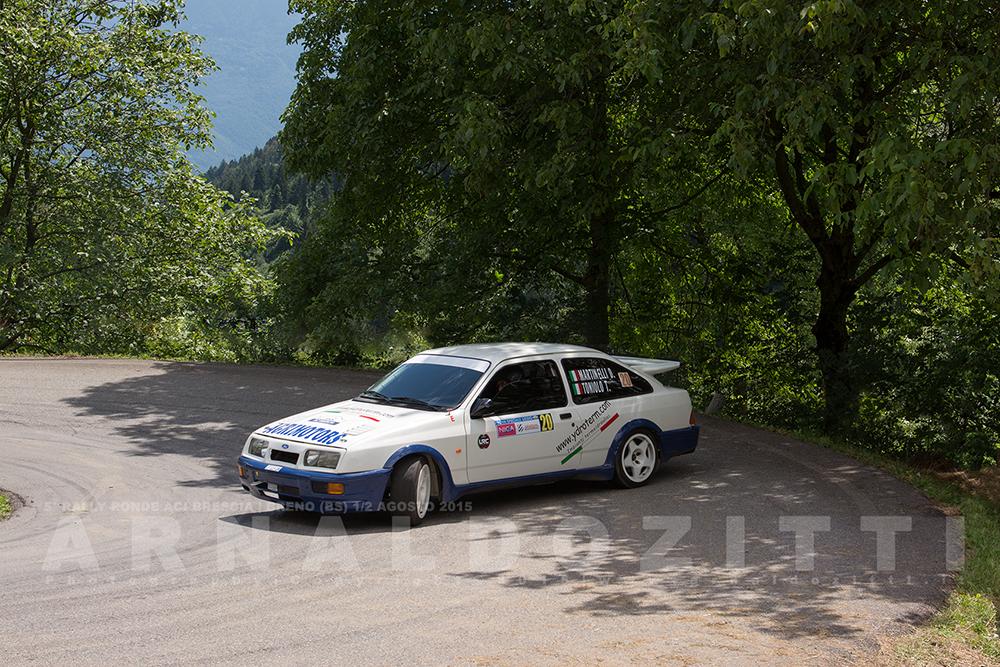 5° Ronde ACI Brescia - Memorial Gian Mario Mazzoli