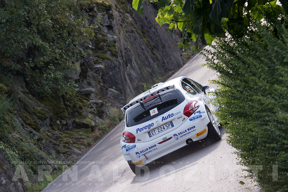60° Rally Coppa Valtellina